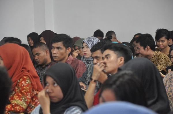 Pertama Kalinya, LPPM Unibos KKN-KWU di Lombok