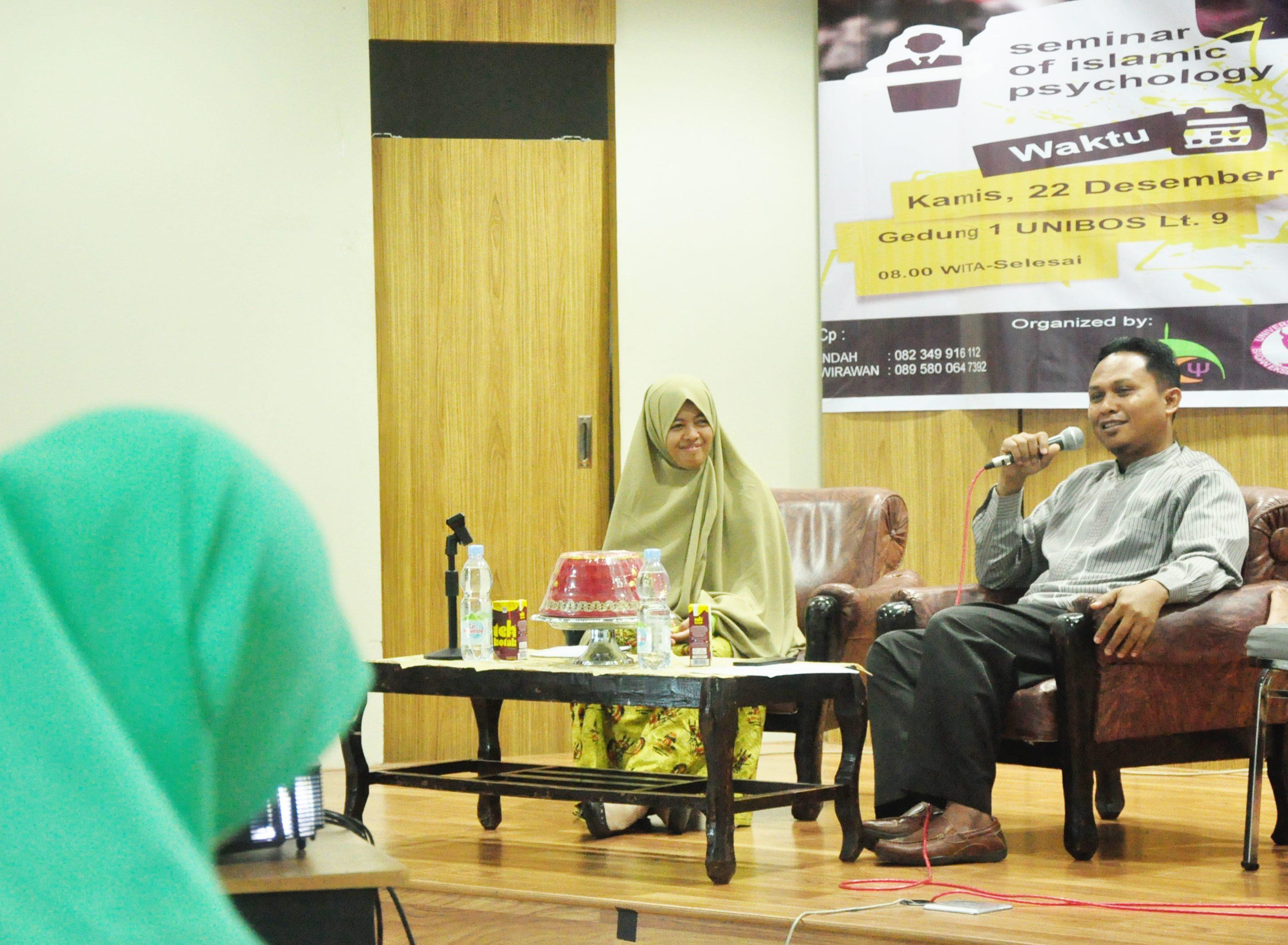 MAHASISWA PSIKOLOGI UNIBOS MENGENAL SEJARAH PSIKOLOGI ISLAM