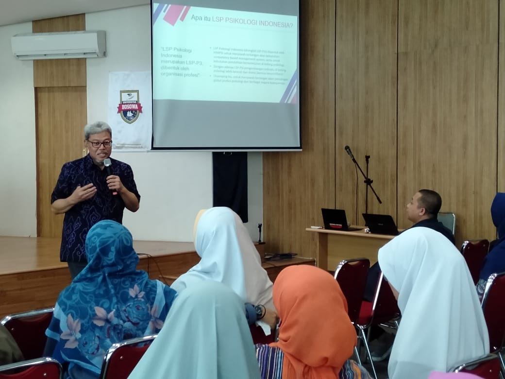 Psikologi Unibos Siapkan Lembaga Sertifikasi Profesi Psikologi Indonesia
