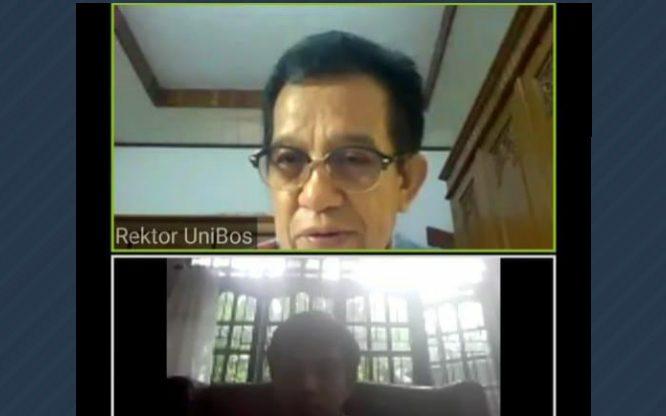 UNTUK KEDUA KALINYA, UNIBOS LEPAS MAHASISWA MAGANG BUMN BERSERTIFIKAT FHCI