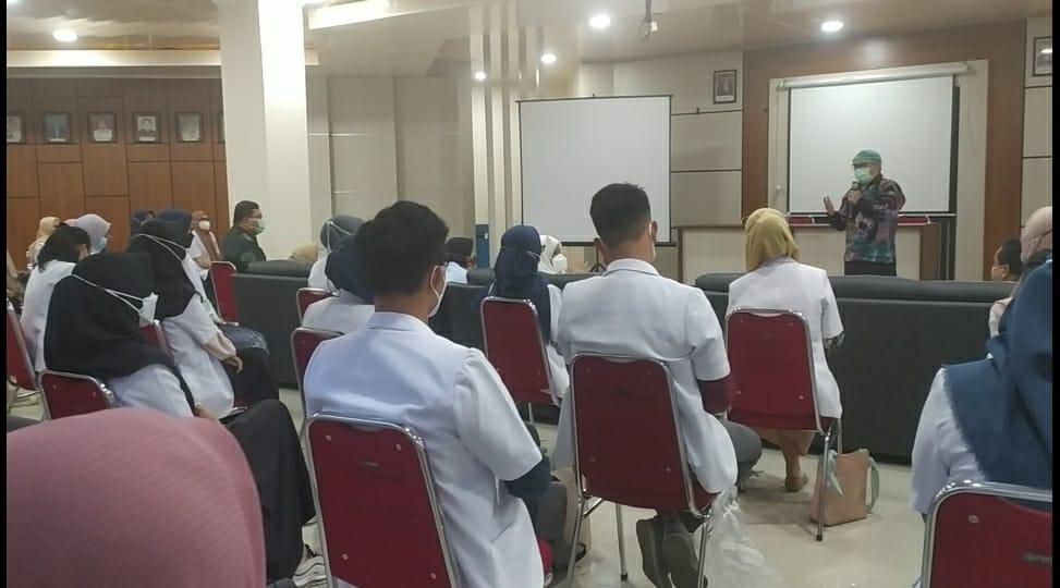 FK Unibos Gelar Kepaniteraan di RSUD Labuang Baji Makassar